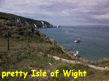 pretty Isle of Wight